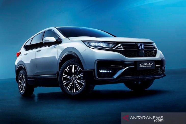Tampilan Honda SUV e:concept yang akan diproduksi massal 2