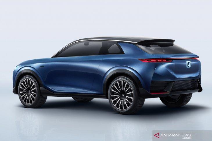 Tampilan Honda SUV e:concept yang akan diproduksi massal 1