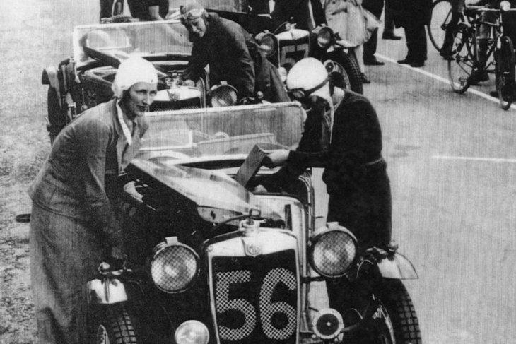 Mengenal mobil-mobil bersejarah Morris Garage 1