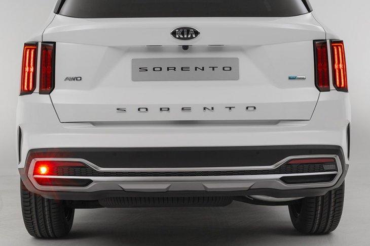 Melongok Kia Sorento baru, SUV interior mewah hadir akhir tahun 2