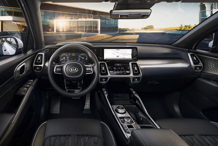 Melongok Kia Sorento baru, SUV interior mewah hadir akhir tahun 3