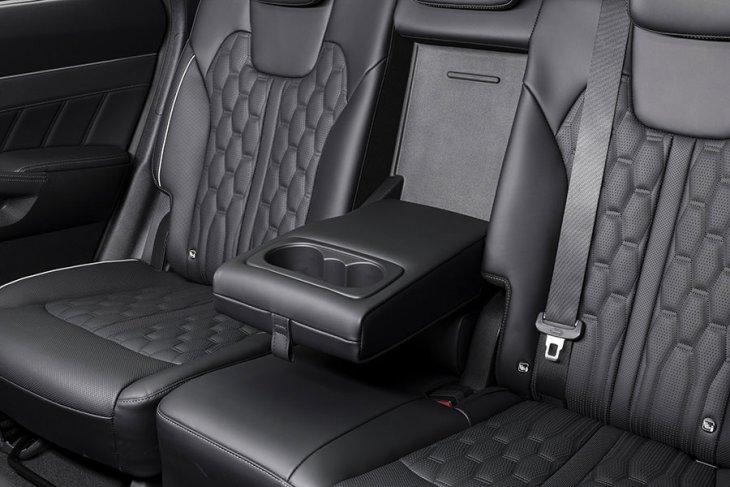 Melongok Kia Sorento baru, SUV interior mewah hadir akhir tahun 4