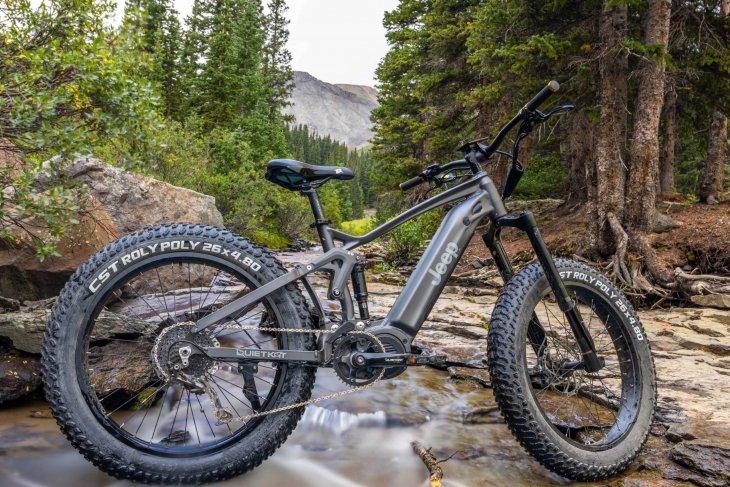 Cerita di balik kerja sama sepeda listrik Jeep dan QuietKat 1