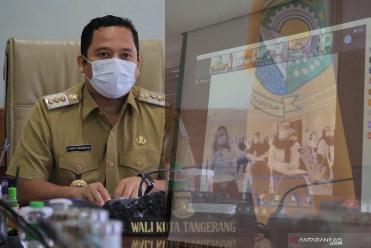 Wali Kota Tangerang Arief R Wismansyah harapkan seleksi CPNS kedepankan transparansi