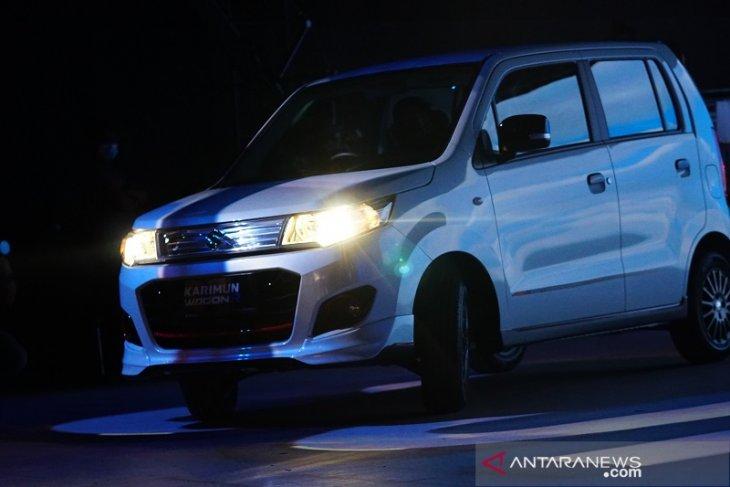 """IMX 2020 hadirkan Suzuki Wagon R edisi khusus dan Ignis """"Time Attack"""" 1"""