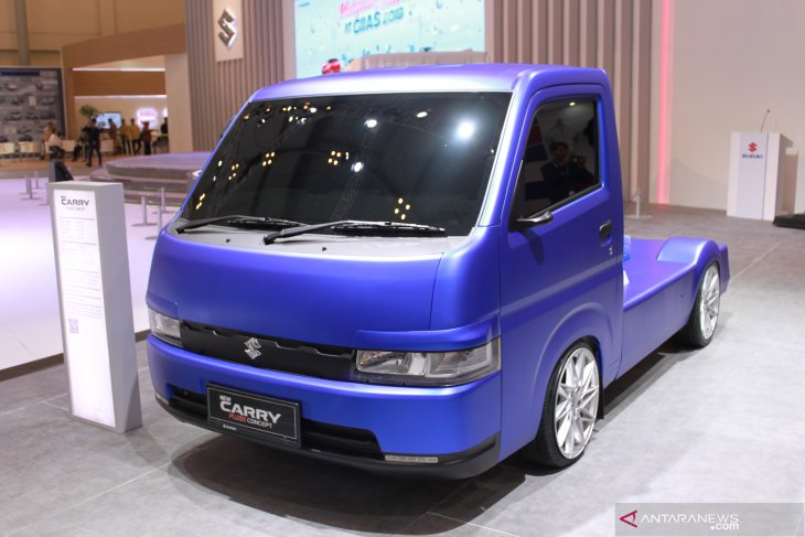 50 tahun Suzuki Indonesia, ciptakan legenda Carry-Jimny & inovasi XL7 1