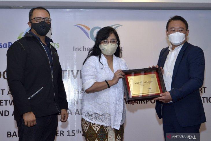Bandara Bali raih sertfikat SCI