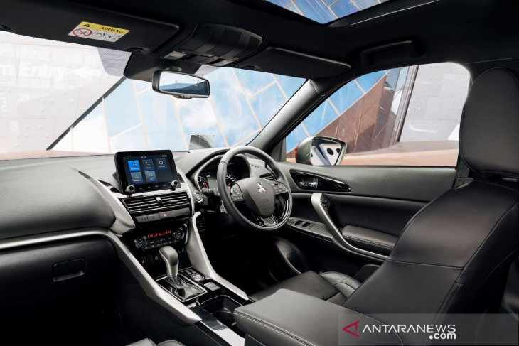 Mitsubishi ungkap Eclipse Cross model 2021 1