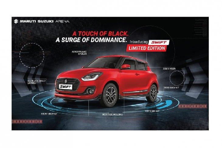 Suzuki Swift edisi khusus muncul di India 1