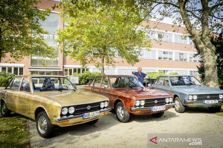 Mengenal K 70, sedan Volkswagen pertama berpenggerak roda depan 1