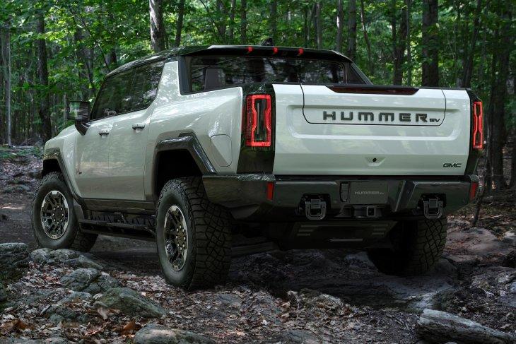 Hummer EV diklaim supertruck terbaik, begini tampilannya 1