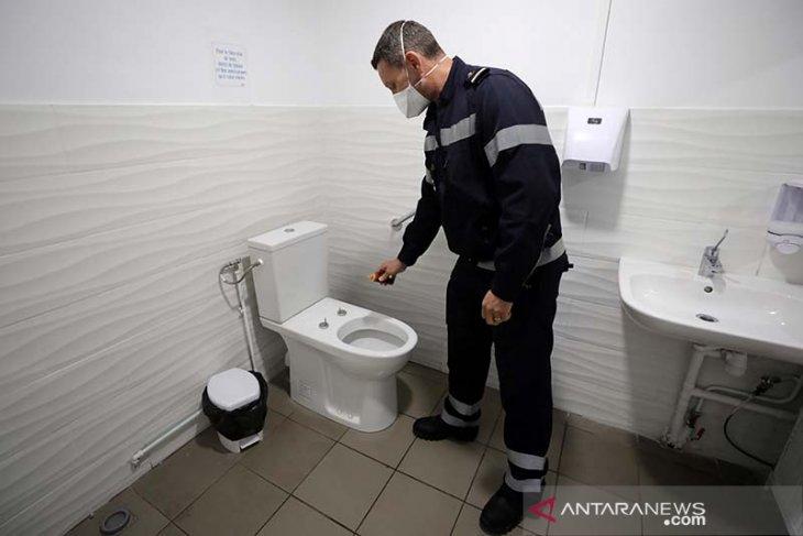 Memeriksa jejak COVID-19 pada air limbah di kota Marseille