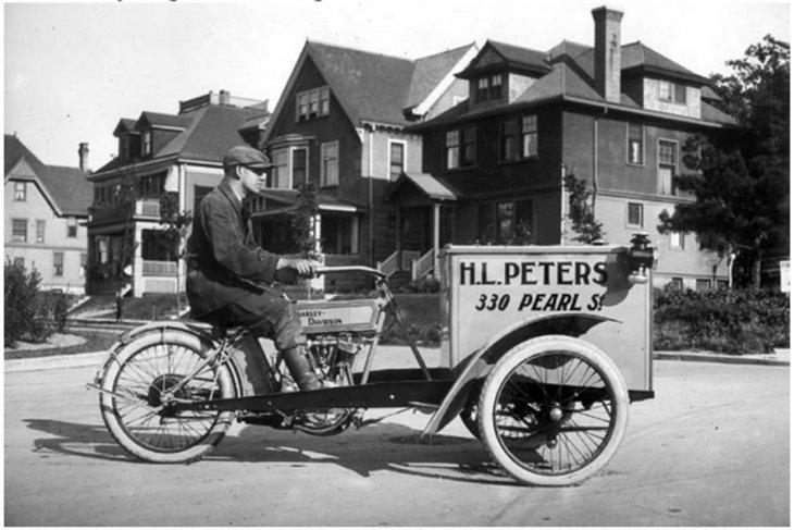 Lima kendaraan Harley-Davidson yang tak Anda ketahui sebelumnya 1