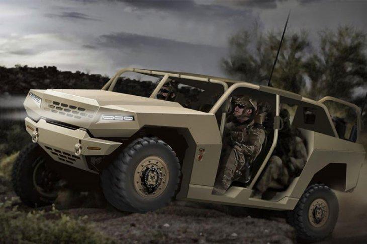 Kia segera buat kendaraan tempur untuk militer Korsel 1