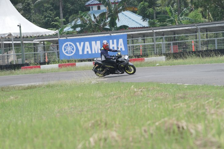 Yamaha Aerox 155 Connected dijajal Jakarta-Sentul, apa plus-minusnya? 1