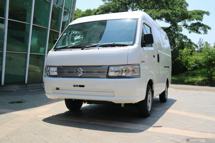 """Suzuki New Carry hadir dalam bentuk Minibus dan """"Blind Van"""" 1"""