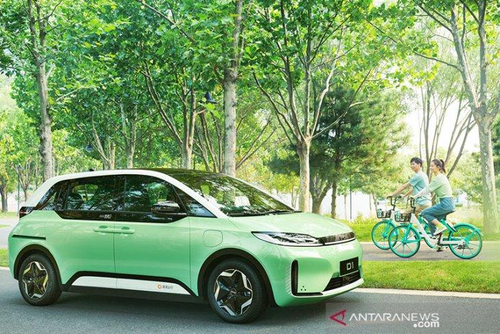 BYD dan Didi China luncurkan D1, mobil listrik untuk taksi online 1