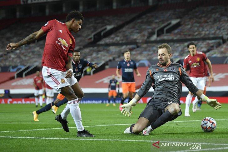 Manchester United menang 4-1 atas Istanbul Basaksehir