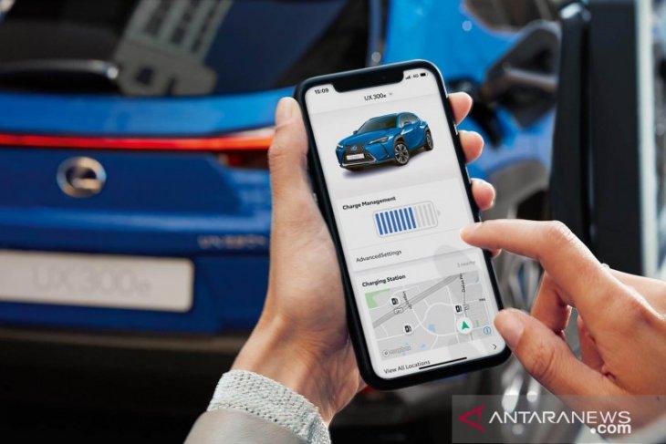 Mengintip keunggulan dan kemudahan Lexus UX 300e 1