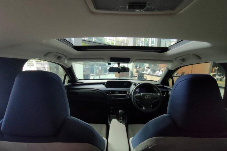 Membedah tampilan hingga fitur-fitur baru di Lexus UX 300e 1