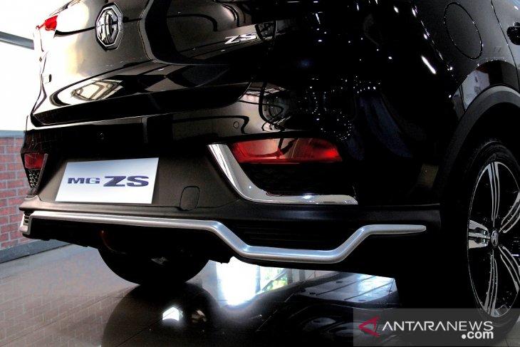 MG ZS hadir dalam versi modifikasi 1