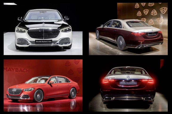 Melongok mewahnya Mercedes-Maybach S-Class berbanderol Rp3 miliaran 1