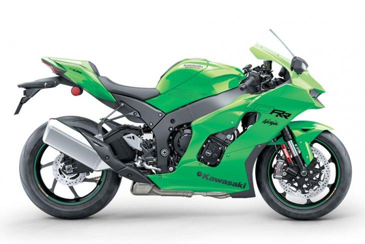 Kawasaki sudah rilis 5 motor baru, termasuk Ninja ZX 1