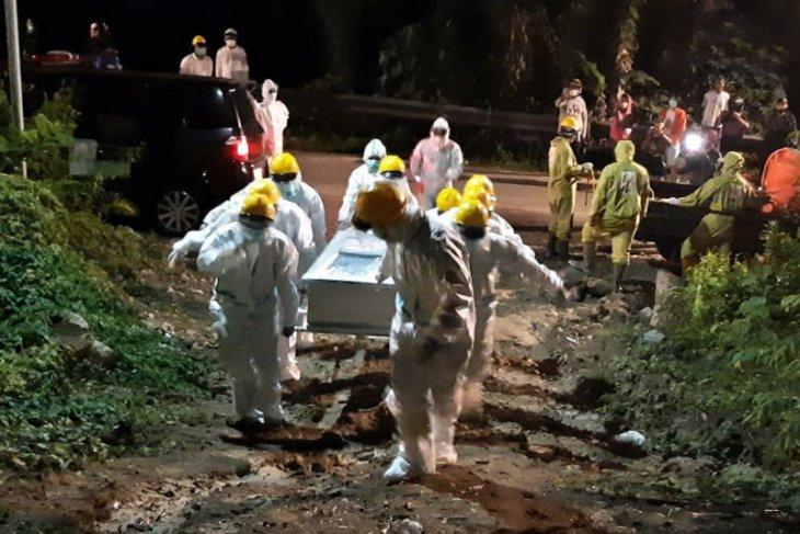 Satu pasien COVID-19 di Ambon meninggal dunia