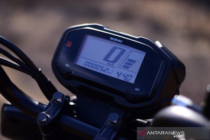 """Suzuki Nex Crossover opsi baru skutik untuk """"main tanah"""" 1"""