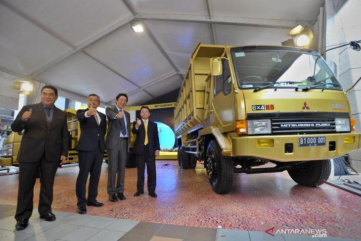 50 tahun Fuso Indonesia, berinovasi dari Colt menuju eCanter listrik 3