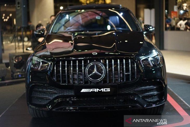 Menilik kelebihan Mercedes-Benz GLE Coupe & Mercedes-AMG GLE 53 Coupe 2