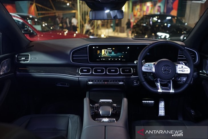 Menilik kelebihan Mercedes-Benz GLE Coupe & Mercedes-AMG GLE 53 Coupe 1