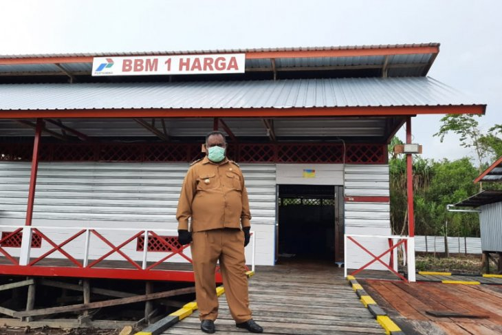 PT. Pertamina MOR VIII bangun 13 SPBU BBM satu harga di Malut