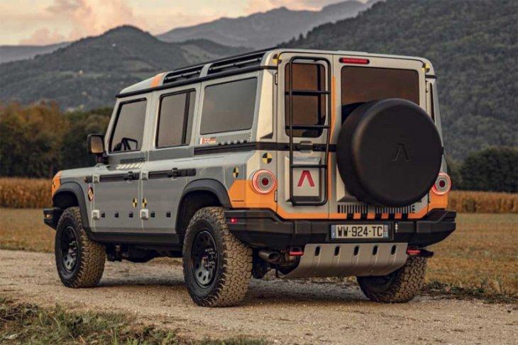 Ineos beli pabrik Mercedes-Benz siapkan pesaing Land Rover Defender 1