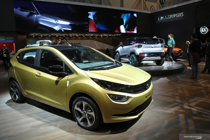 "Tata Motor ""tancap gas"", langsung kenalkan 6 mobil tahun depan 2"