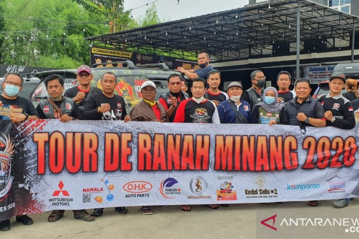 "Pajero Indonesia One tuntaskan ""Tour de Ranah Minang 2020"" 1"