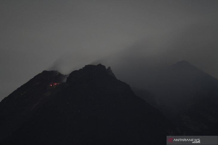 Gunung Merapi masuk fase erupsi