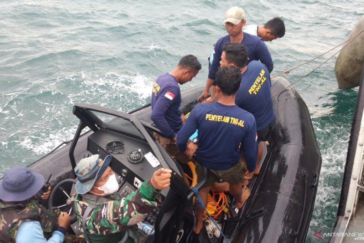 Timgab TNI AL bawa kotak hitam Sriwijaya Air ke JICT