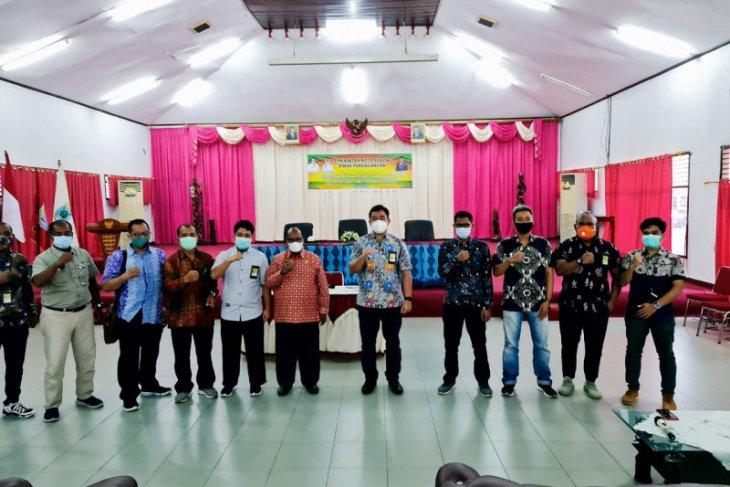 Pertamina RU VII sosialisasi pembangunan pelabuhan minyak bagi Pemkot Sorong