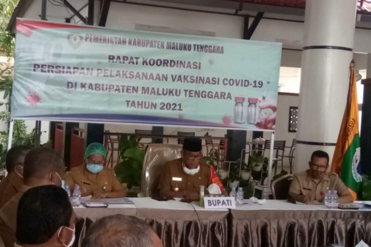 Bupati : Jatah vaksin COVID-19 Maluku Tenggara dijadwalkan tiba Selasa