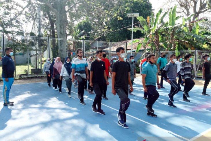 146 CPNS Kota Sabang diberikan pembekalan dasar