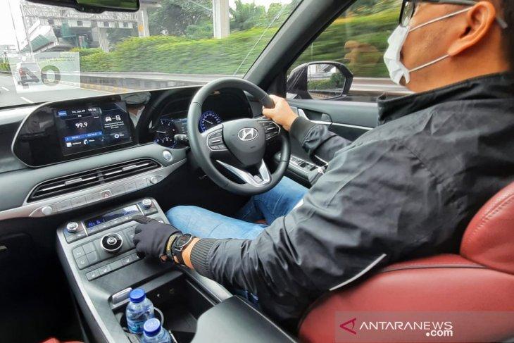 Impresi menyetir dan jadi penumpang SUV premium Hyundai Palisade 1