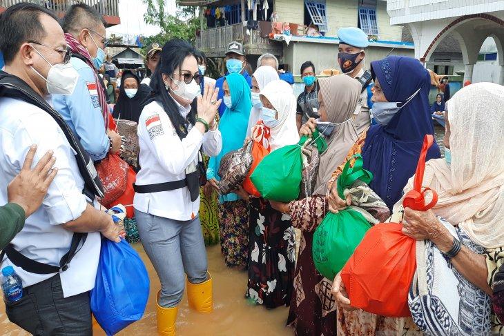 Anggota DPR minta kesehatan anak-anak korban banjir jadi perhatian