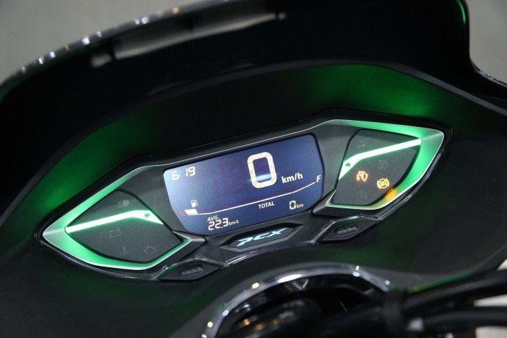 Spesifikasi All New Honda PCX dan All New Honda PCX e:HEV 1