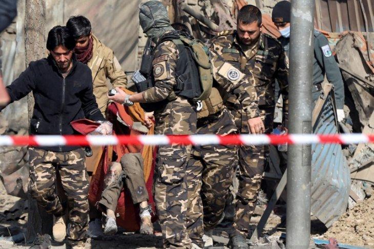 Ledakan di sekolah di Kabul tewaskan 40 orang thumbnail