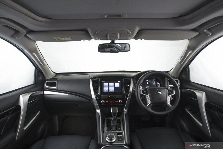 Tampilan New Pajero Sport dan perbedaannya dengan varian sebelumnya 1