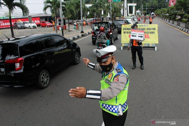 Pemkot Bogor perpanjang kebijakan ganjil genap