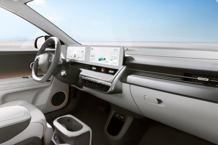 Hyundai IONIQ 5, tampilan dan spesifikasi 1
