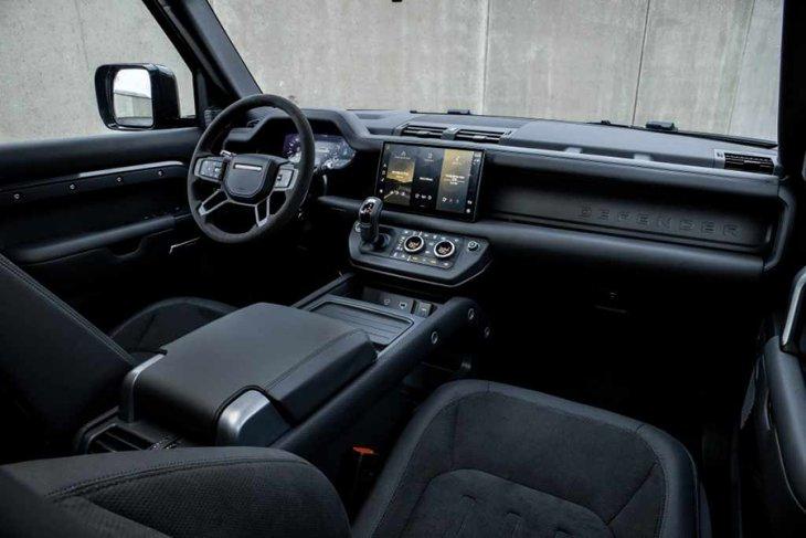 Land Rover Defender V8 disemati mesin baru lebih responsif 1