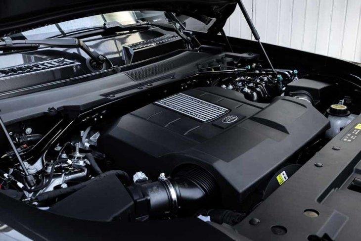 Land Rover Defender V8 disemati mesin baru lebih responsif 2